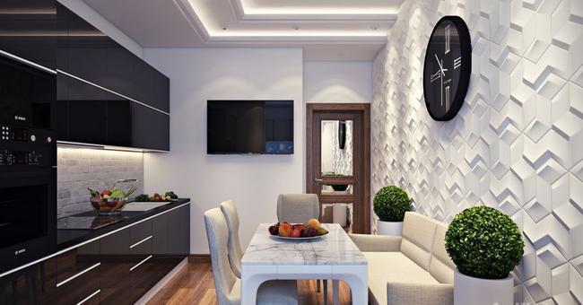 Панель на кухню дизайн