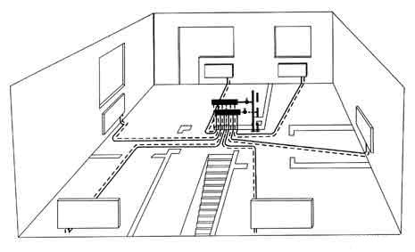 система коллекторная