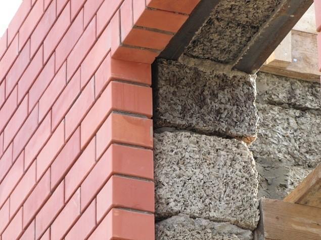 какой фундамент лучше для дома из арболита на глинистой почве