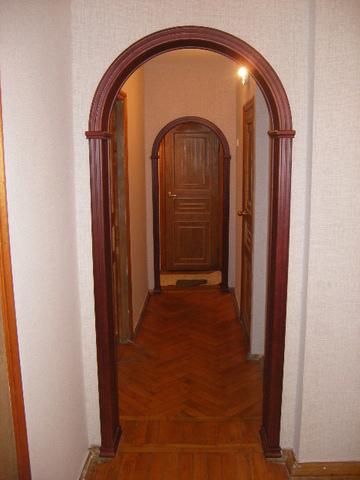 Сделать арку в коридоре своими руками фото 301