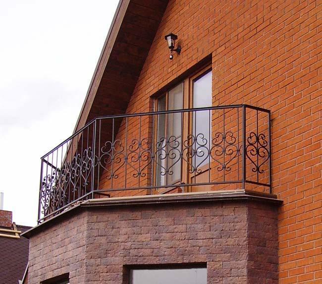 Как сделать балкон в частном доме - требования, основные схе.