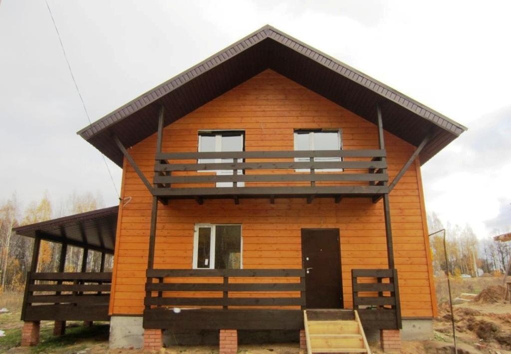 Как сделать балкон в частном доме: типы конструкций, описани.