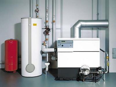 отопительная система с газом